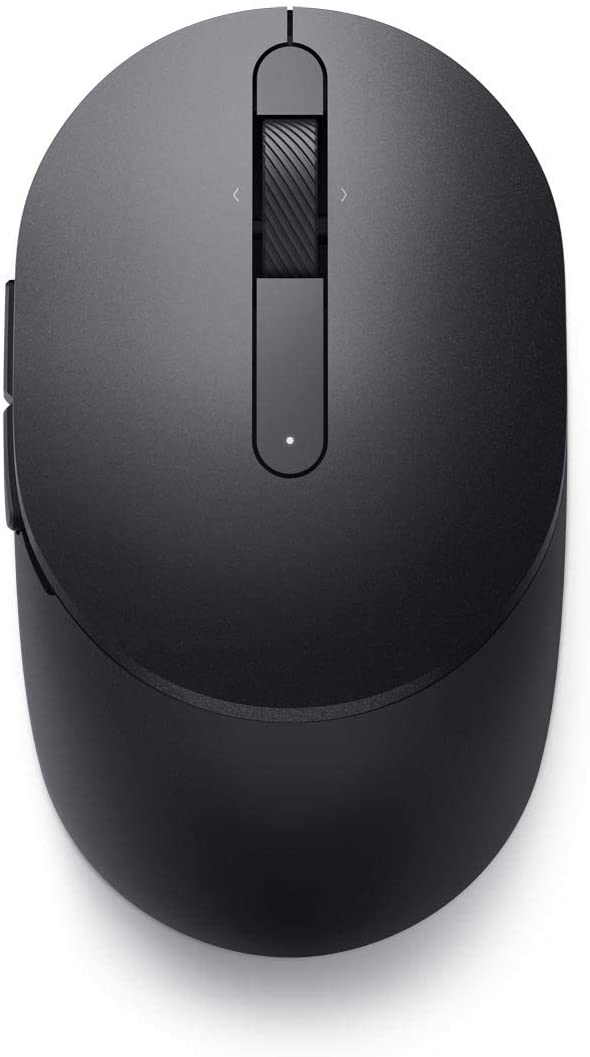 Dell MS5120W Wireless Computer Mouse - with Bluetooth Connection with Long Life Battery (Black)