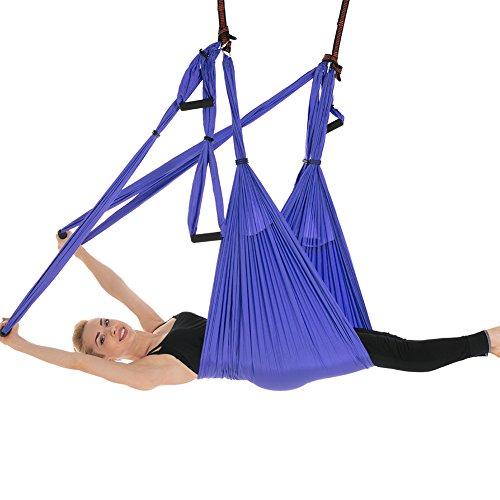 Yoga Swing, antena Ultra fuerte Antigravity yoga hamaca ...