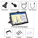 GPS Navigation for Car, Latest 2020 Map 7 inch