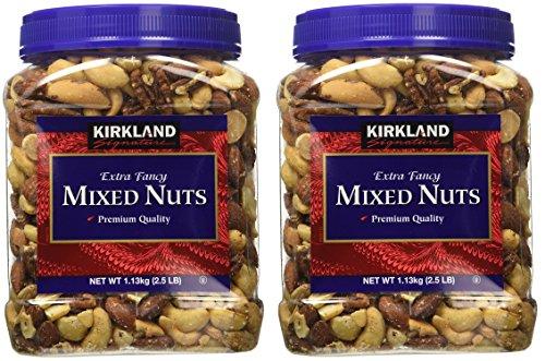 Kirkland Signature ffWYvN Fancy Mixed Nuts, 40 Ounce (2 -