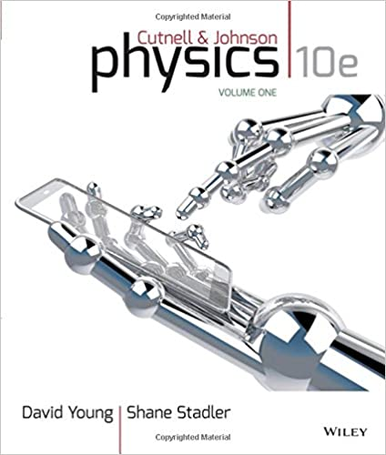 Amazon physics volume one chapters 1 17 9781118836880 john physics volume one chapters 1 17 10th edition fandeluxe Gallery