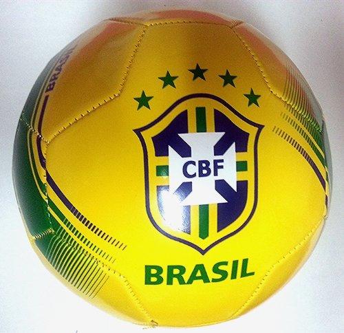 Brazil National Team Official Soccer Ball Size 5 2014 New Model