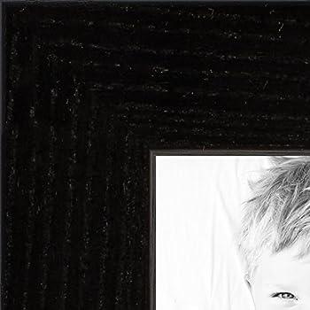 arttoframes 12x15 inch black on red oak wood picture frame 2wom0066 1343 yblk 12x15