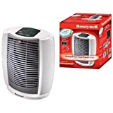 Kaz Inc Honeywell HZ7304U Energy Smart Cool Touch Heater, White HZ-7304U (Kaz IncHZ-7304U ) Ceramic Heaters Honeywell