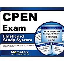 CPEN Exam Flashcard Study System: CPEN Test Practice Questions & Review for the Certified Pediatric Emergency...