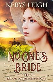 No One's Bride (Escape to the West Boo