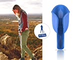 P-Thing - Female Urination Device - Stand to Pee - for Girls Women - True Blue