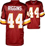 John Riggins Washington Redskins Autographed Pro Line Burgundy Jersey with SB XVII MVP Inscription - Fanatics Authentic Certified