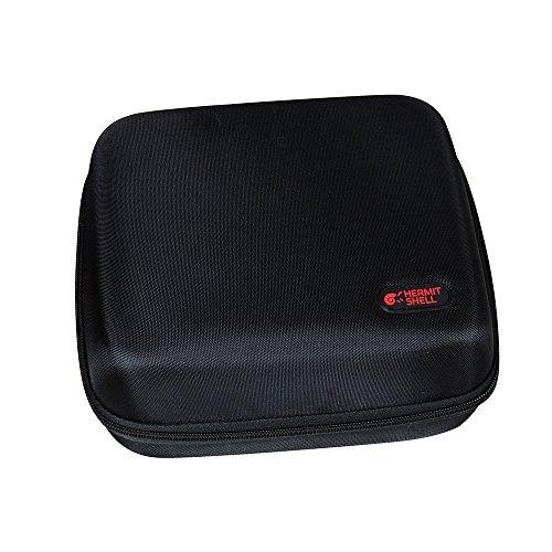 Hermitshell - Borsa da trasporto semirigida in plastica EVA per stampante fotografica a colori wireless Canon Selphy CP1200