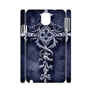 YYCASE Diy Case Cross,customized Hard Plastic case For samsung galaxy note 3 N9000