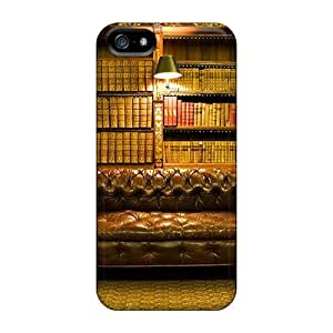 Faddish Phone Library Case For Iphone 5/5s / Perfect Case Cover