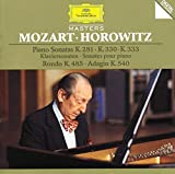Mozart: Piano Sonatas KV. 281/KV. 330/KV. 333/Rondo, KV. 485/Adagio, KV. 540