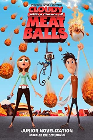 book cover of Cloudy with a Chance of Meatballs