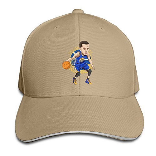 Hotgirl4 Adult Stephen 30# Curry Reversed Baseball Hat Natural