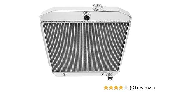 Amazon com: Champion Cooling, 3 Row All Aluminum Radiator