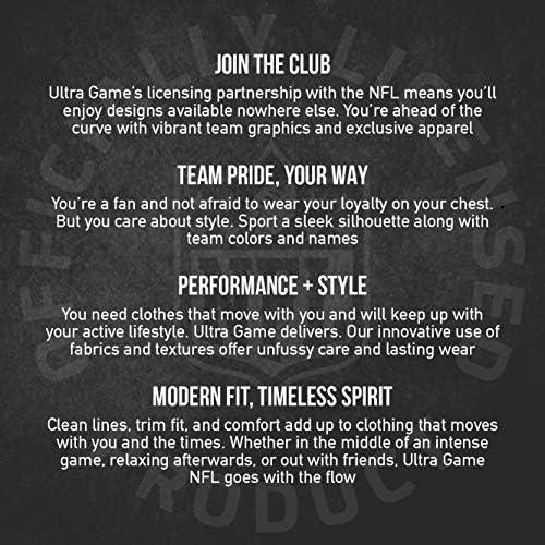 Ultra Game Women's Soft Mesh Jersey Varsity Tee Shirt