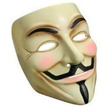 """Tonsee - Máscara de Guy Fawkes de la película """"V de Vendetta"""" ..."""