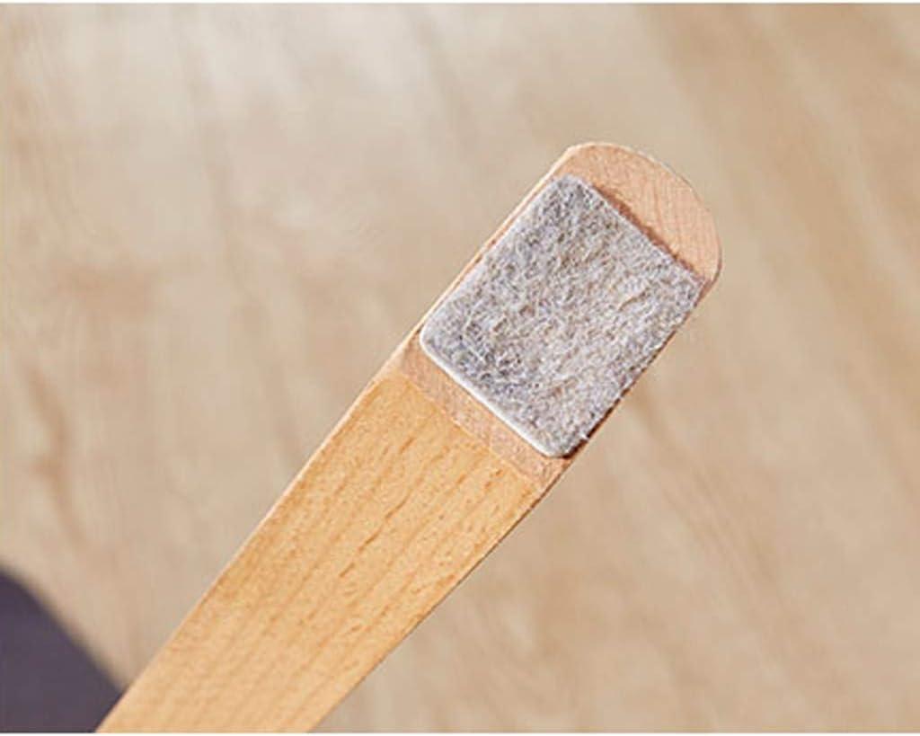 Silla de comedor SLL, Escritorio Silla Simple, Respaldo Creativo, Silla del Ocio, hogar for Adultos Moderno (Color : Orange) Black