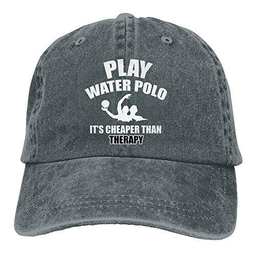 Men's Walnut Denim Polo Therapy Gorras Hat Baseball Cake Water Hat Play Cheaper béisbol It's Mini Than UrUvq7