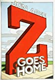 Z Goes Home, Jon Agee, 0786819871