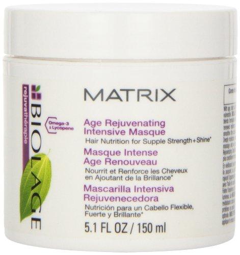 Matrix Biolage Age Rejuvenating Intensive Masque, 5.10 Ounce - Age Rejuvenating Masque