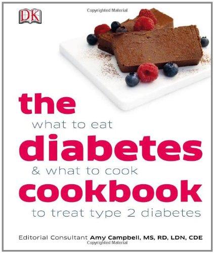 The Diabetes Cookbook by DK Publishing, DK Publishing