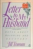 Letter to My Husband, Jill Truman, 0140115269