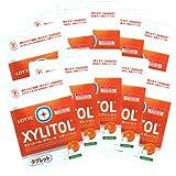 キシリトール タブレット オレンジ 35g × 10袋