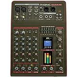 Phonic CELEUS 200 table de mixage analogique avec enregistreur USB et Bluetooth