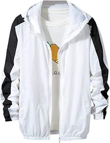 iTLOTL Contemporary /& Designer Mens Autumn Winter Style Loose Hooded Assault Coat Large Size Jacket Clothing