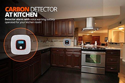 Buy travel carbon monoxide detector
