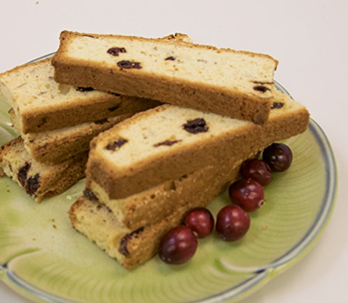 Homemade Biscotti (Irene's Bakery All Natural Fat Free Cranberry Biscotti)