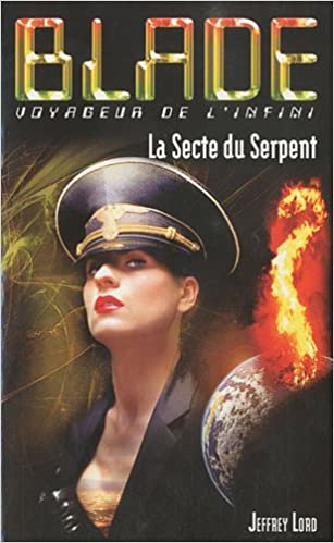 Jeffrey Lord - Blade 193 - La Secte du Serpent sur Bookys