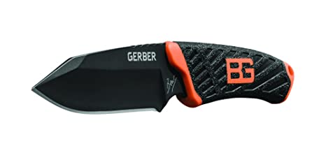 GERBER G2946 Cuchillo a Lama Fissa,Unisex - Adultos, Orange ...