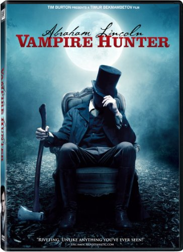 Lincoln Dvd (Abraham Lincoln: Vampire Hunter)