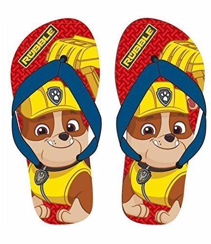 116f57861e41b5 Paw Patrol Kids Beach Summer Flip Flops Shoes  Amazon.co.uk  Shoes ...