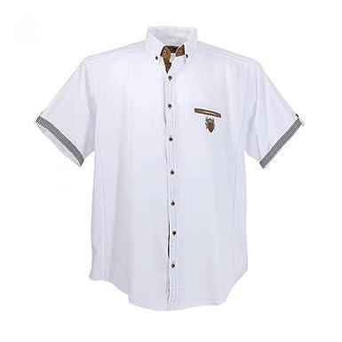 Lavecchia 1128 Übergröße Herren Kurzarm Hemd Snow-White Gr. 3-7 XL ... a411d9b781