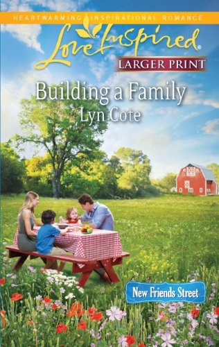 book cover of Building a Family