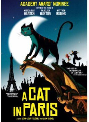 A Cat in Paris by New Video Group, Inc.