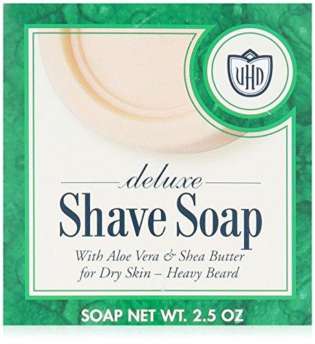 Van Der Hagen Deluxe Face Shave Soap 2 Individual - Deluxe Soap