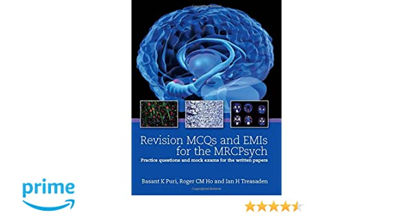 Get through mrcpsych paper a1: mock examination papers crc press.