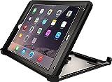OtterBox Defender Series Case for iPad Air 2 - Black (Certified Refurbished)