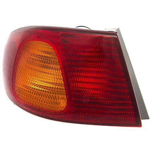 02 Tail Light Lamp Sedan - 6