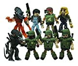 Diamond Select Aliens Minimates Series 2 Set of 4 2packs