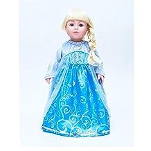 Ice Princess Doll DRESS