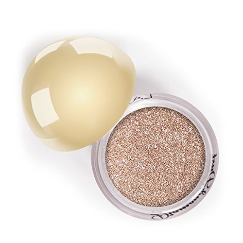 LA Splash Cosmetics Mineral Eyeshadow Loose Powder Glitter- DIAMOND DUST (Nude Diamonds)