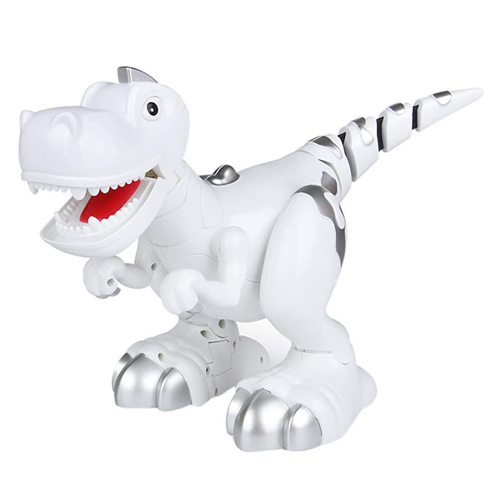 Waymine インテリジェントインタラクティブスマートトイ 恐竜ロボットリモートおもちゃ ギフト+サウンドライト   B07JR9FYS9