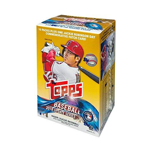 Topps 2018 Baseball Update Series Value Box
