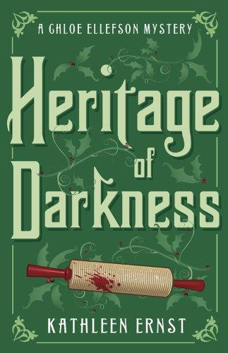 Heritage of Darkness (A Chloe Ellefson Mystery Book 4)