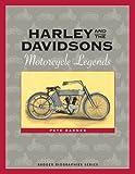 harley davidson service - Harley and the Davidsons: Motorcycle Legends (Badger Biographies Series)